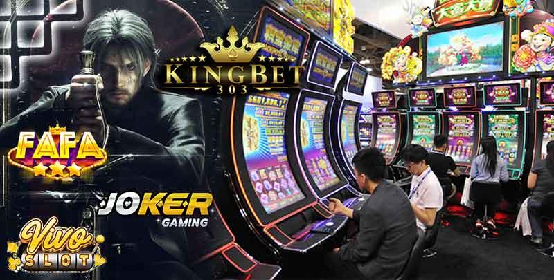 Joker123 Slot Casino
